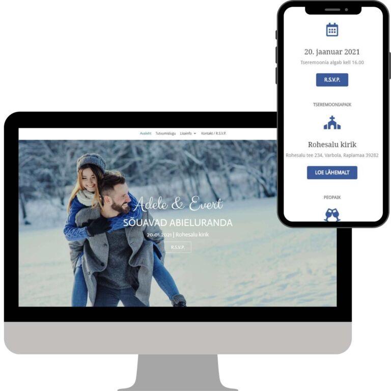 pulma veebileht